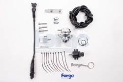 Forge Blow Off Valve and Kit for Mini Cooper S and Peugeot Turbo