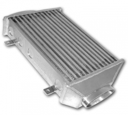 Forge Upgraded Air To Air Intercooler - Polished