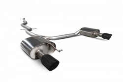 Scorpion Audi A5 B8 2.0 TFSi Non-resonated cat-back exhaust system
