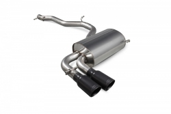 Scorpion Audi S3 8P Non-resonated cat-back exhaust system