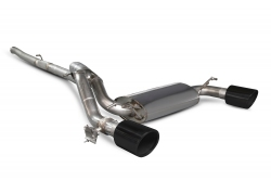 Scorpion Ford Focus RS MK3 Cat-back exhaust system with valve