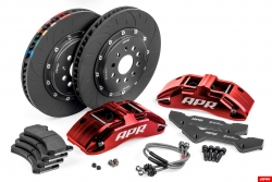 APR Big Brake Upgrade - Red