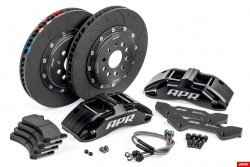 APR Big Brake Upgrade - Black