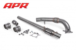 APR Cast Downpipe Exhaust System for the FWD 1.8T/2.0T