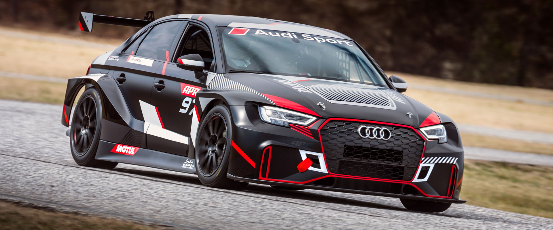 APR RS3 LMS (Front) - Prodigy Motorsport - APR Authorised Dealer