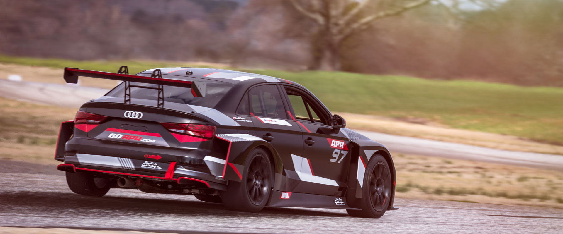 APR RS3 LMS (Rear) - Prodigy Motorsport - APR Authorised Dealer