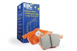 EBC Orangestuff Race Brake Pads - REAR