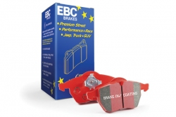 EBC Brakes Redstuff Ceramic Low Dust Brake Pads
