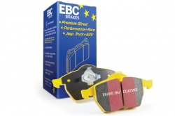 EBC Yellowstuff Brake Pads Ford Fiesta Focus Puma - REAR
