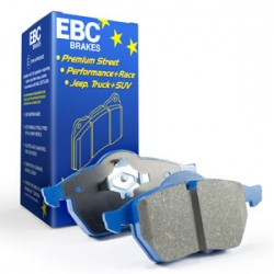 EBC Bluestuff NDX Brake Pads Alfa, Citroen DS3, Focus RS, 208 GTI - FRONT