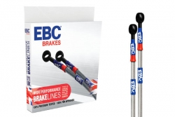EBC Stainless Steel Braided Brake Line Set Citroen DS3
