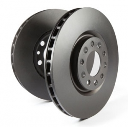 EBC Brakes Premium OE Replacement Brake Discs