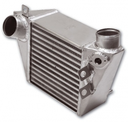 Forge Alloy Side Mount Intercooler