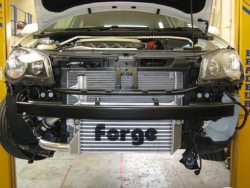 Forge Front Mounting Intercooler Kit