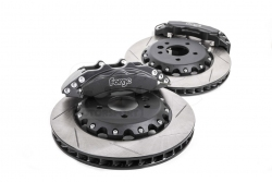 "Forge Front 356mm 6Pot Audi S1 Brake Kit (18"" or Larger Wheels)"