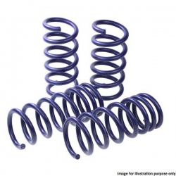 H&R Performance Lowering Springs Audi A6 Avant C6