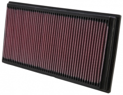 K&N Replacement Air Filter Audi Seat Skoda VW