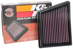 K&N Replacement Air Filter Ford Fiesta 2017-