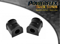 Powerflex Black Series Front Anti Roll Bar To Chassis Bushes 24mm Focus MK2 RS