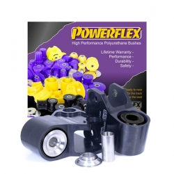 Powerflex Black Series Front Wishbone Rear Bushes Anti-Lift & Caster Offset