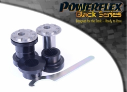 Powerflex Black Series Front Wishbone Front Bushes Camber Adjustable Focus ST RS