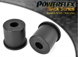 Powerflex Black Series Front Wishbone Lower Rear Bushes Ford Focus MK1 ST