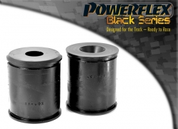 Powerflex Black Series Front Wishbone Lower Rear Bushes Ford Focus MK1 RS