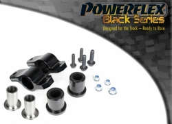 Powerflex Black Series Front Wishbone Rear Bushes Caster Offset Ford Focus MK1