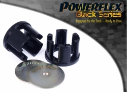 Powerflex Black Series Rear Diff Rear Mounting Bush Inserts Ford Focus MK3 RS