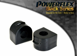 Powerflex Black Series Rear Anti Roll Bar Mounting Bushes 21mm Focus ST170/RS