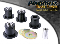 Powerflex Black Series Rear Subframe Mounting Bushes Ford Mondeo 2000-2007