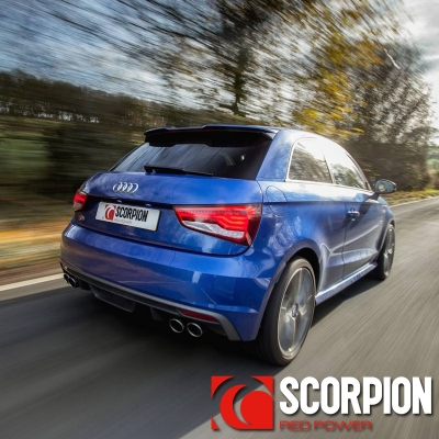 Buy Scorpion Exhausts from Prodigy Motorsport