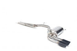 Scorpion Audi RS3 8P Non-resonated secondary cat-back exhaust system