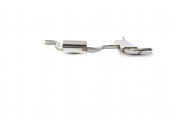 Scorpion Seat Leon 1.4Tsi/1.9tdi/2.0tdi Resonated cat-back exhaust system