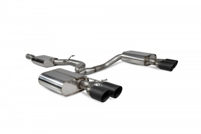Scorpion VW Golf MK7.5 R Estate Resonated cat-back exhaust system