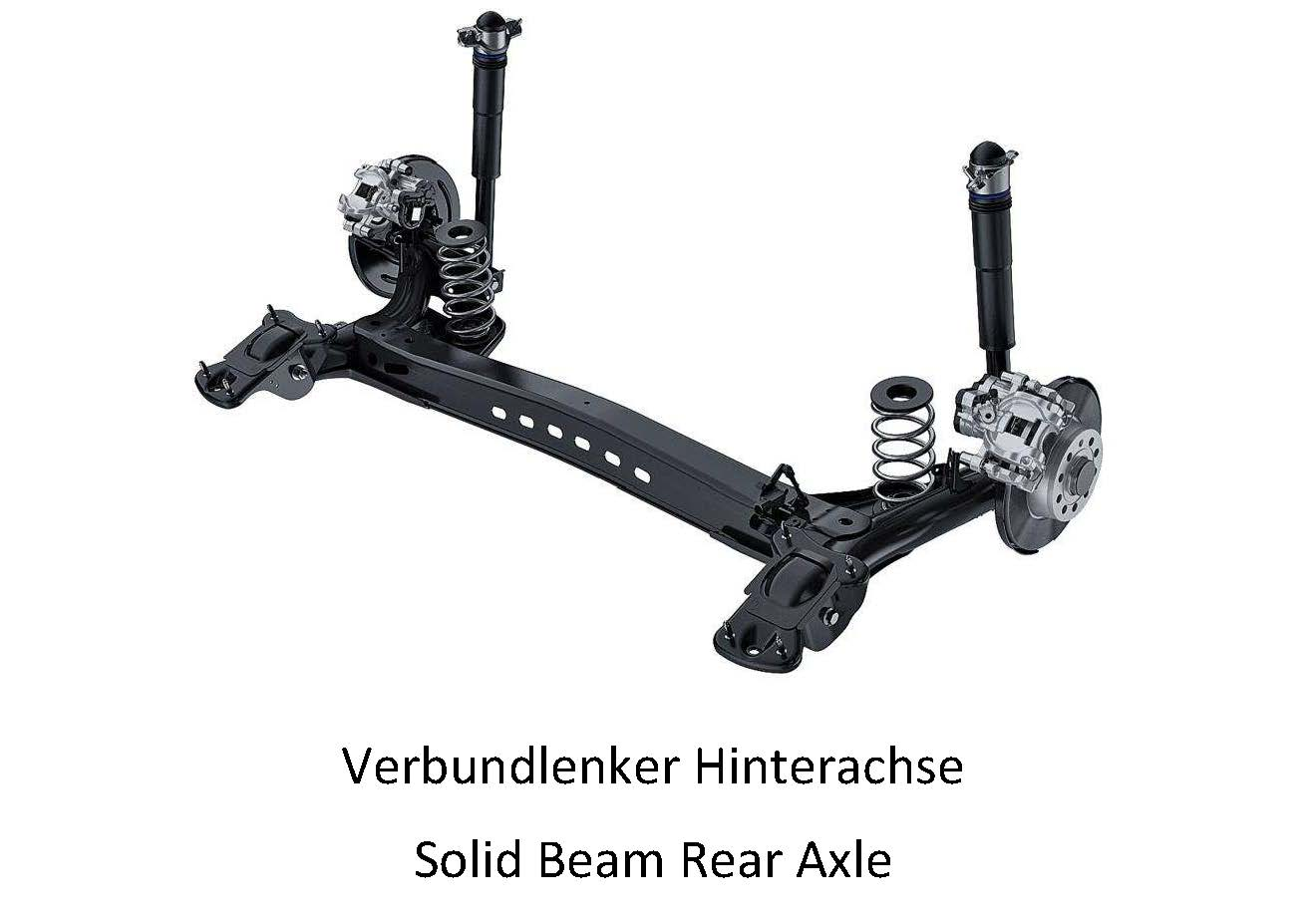 Image Result For Golf Cart Solid Front Axle