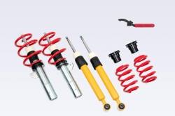 V-MAXX Fixed Damping Coilover Kit